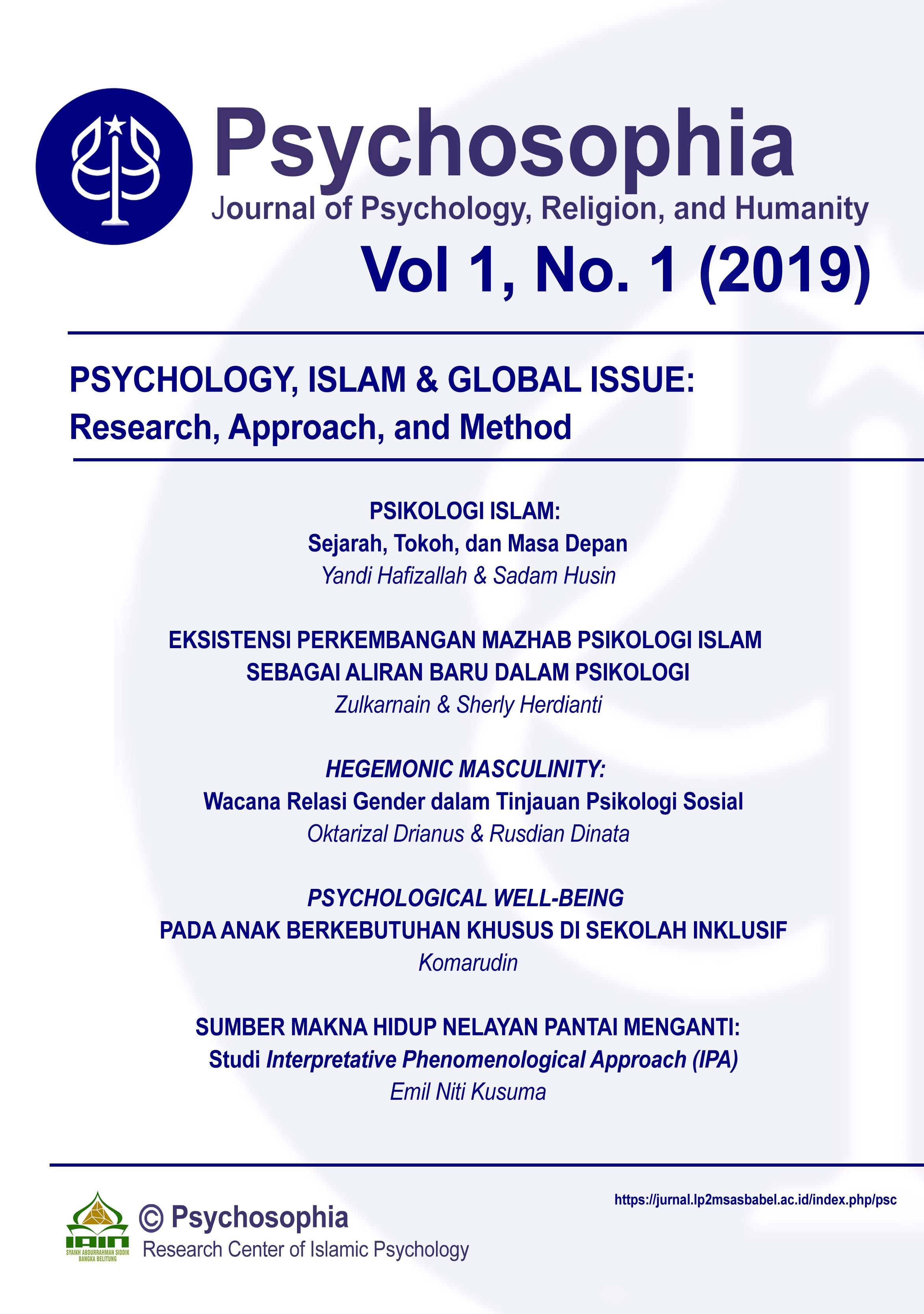 Psychology, Islam, & Global Issues